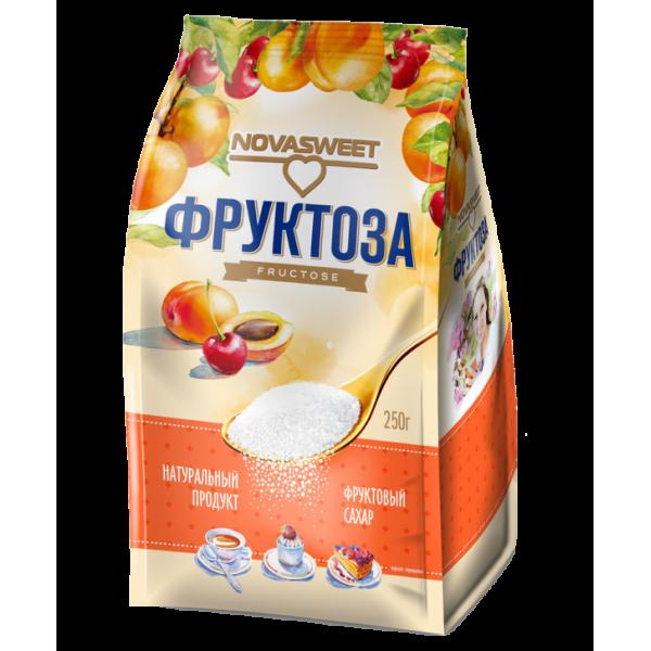 Фруктоза Novasweet®, 250г