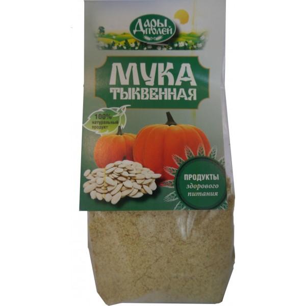 """Мука тыквенная """"Дары полей"""",300гр"""