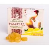 Леденцы живичные лимон и мед,Эркон
