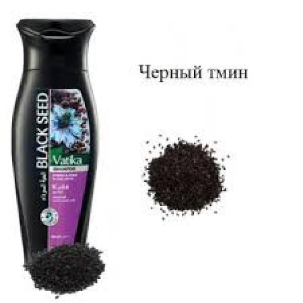 Шампунь с Черным тмином 200мл Vatica