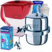 Фильтры для воды Барьер и Аквафор - гарантия очищенной и вкусной воды