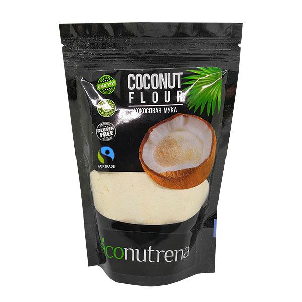 Мука кокосовая органическая, 250гр.