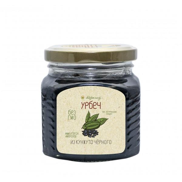 Урбеч из кунжута чёрного Мералад, 230г